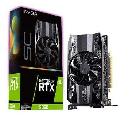 eVGA GeForce RTX 2060 SC
