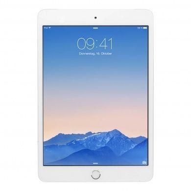 Apple iPad mini 3 WiFi +4G (A1600) 128Go argent