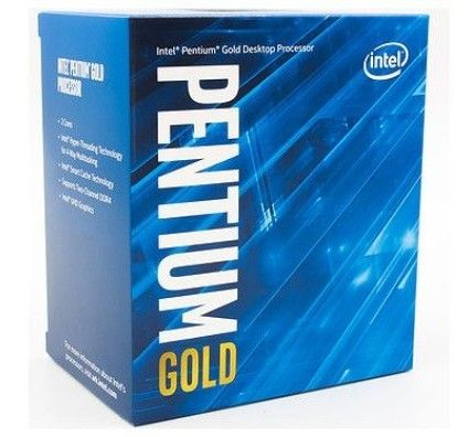 Intel Pentium Gold G6605 (4.3 GHz)