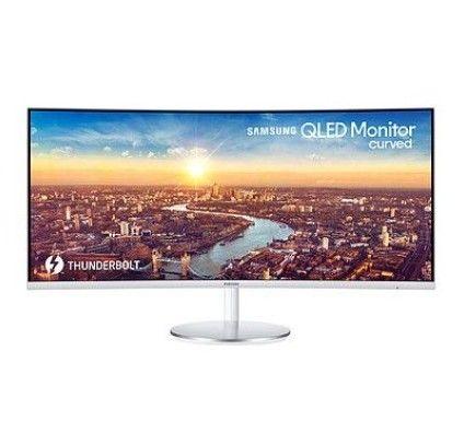 "Samsung 34"" LED - C34J791WTR"