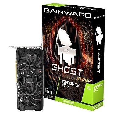 Gainward GeForce GTX 1660 SUPER Ghost OC - 2638