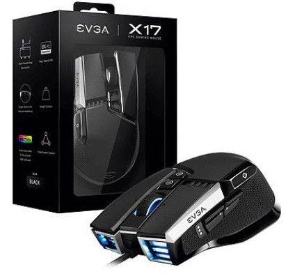 eVGA X17 (Noir)