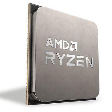 AMD Ryzen 5 5600X Wraith Prism (3.7 GHz / 4.6 GHz)