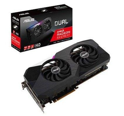 Asus Radeon RX 6700 XT DUAL 12G