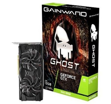 Gainward GeForce GTX 1660 SUPER Ghost - 2652