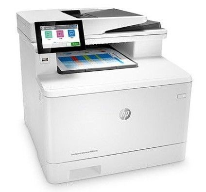 HP LaserJet Enterprise MFP M480f