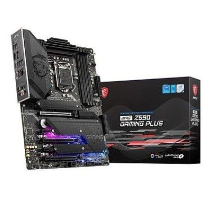 MSI MPG Z590 GAMING PLUS