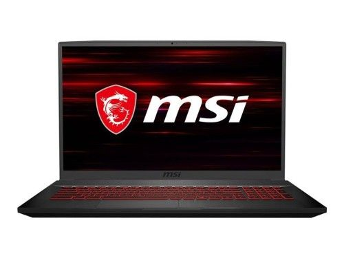 MSI GF75 10SC 007XFR Thin