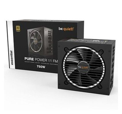 Be Quiet! Pure Power 11 FM 750W