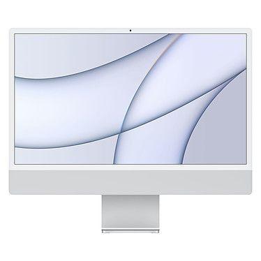 "Apple iMac (2021) 24"" 256 Go Argent (MGPC3FN/A)"