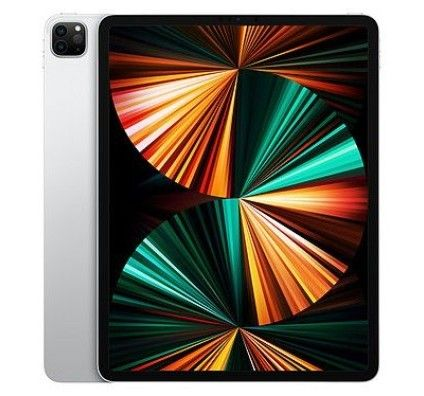 Apple iPad Pro (2021) 12.9 pouces 512 Go Wi-Fi Argent
