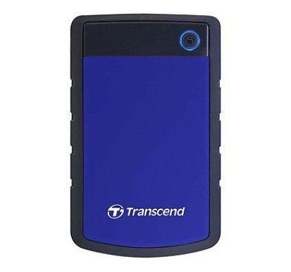 Transcend StoreJet 25H3 2 To Bleu