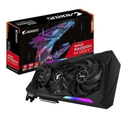 Gigabyte Radeon RX 6900 XT MASTER 16G