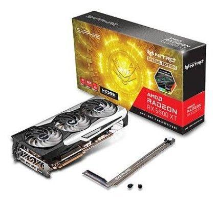 Sapphire NITRO+ Radeon RX 6900 XT SE