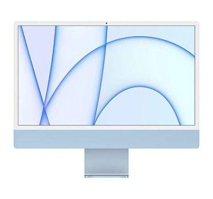 "Apple iMac (2021) 24"" 512 Go Bleu (MGPL3FN/A-M1-8/8-MKPN)"