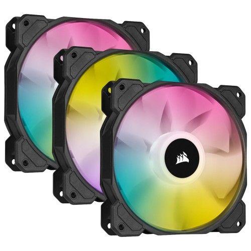 Corsair SP120 RGB ELITE Triple Pack