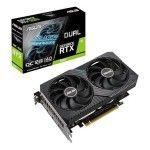 Asus DUAL GeForce RTX 3060 O12G (LHR)