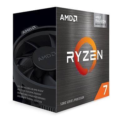 AMD Ryzen 7 5700G Wraith Stealth (3.8 GHz / 4.6 GHz) - 100-100000263BOX