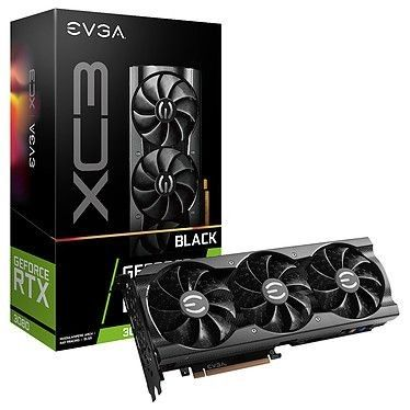 eVGA GeForce RTX 3080 XC3 BLACK LHR