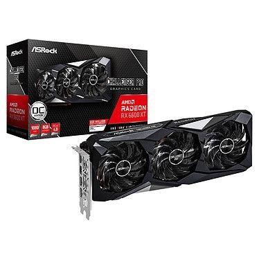 Asrock AMD Radeon RX 6600 XT Challenger Pro 8GB OC