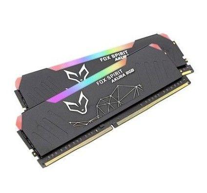 Fox Spirit Akura RGB 32 Go (2x16Go) DDR4 3600 MHz CL18