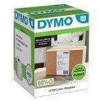 Dymo Rouleau de 220 Etiquettes Adresse LabelWriter - 104 x 159 mm