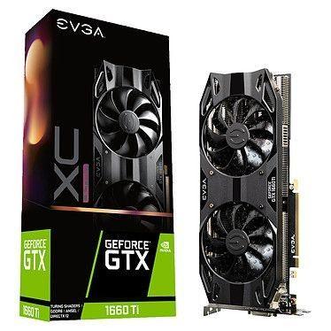 eVGA GeForce GTX 1660 Ti XC ULTRA