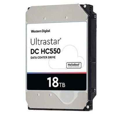 Western digital Ultrastar DC HC550 18 To (0F38352)