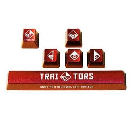 Traitors Keycaps Classic