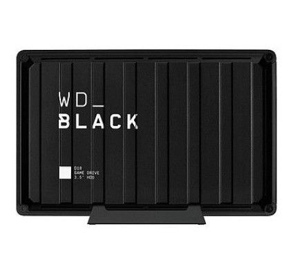WD_Black D10 Game Drive 8 To