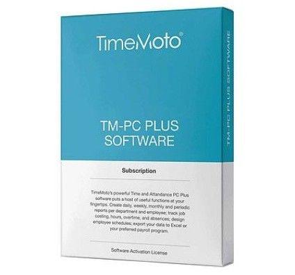 Safescan TimeMoto PC Plus Software