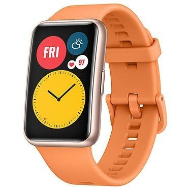 Huawei Watch Fit Orange