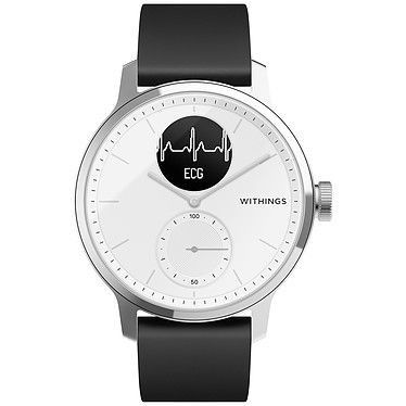 Withings ScanWatch (42 mm / Blanc)