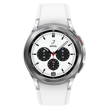 Samsung Galaxy Watch4 Classic 4G (42 mm / Argent)