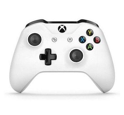 Microsoft Xbox One Wireless Controller Blanc