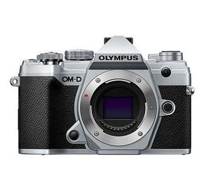 Olympus E-M5 Mark III Argent