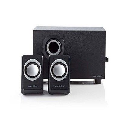 NEDIS 2.1 Speaker Set (16W)
