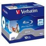 Verbatim BD-R 25 Go - 4x (Boite CD x10)