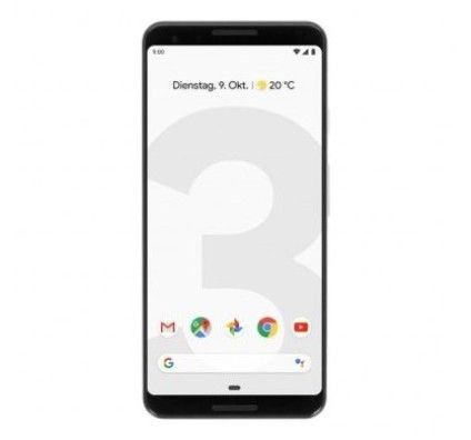 Google Pixel 3 64Go blanc