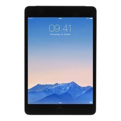 Apple iPad mini 4 WiFi +4G (A1550) 128Go gris sidéral