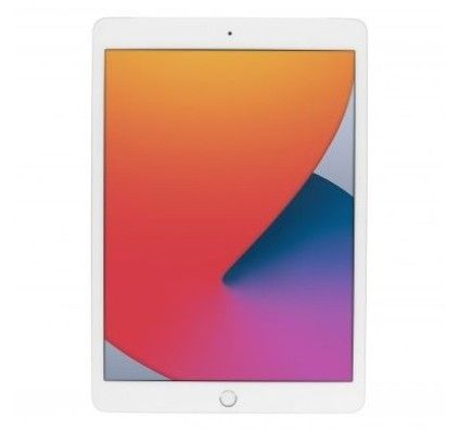Apple iPad 2020 +4G 32Go argent