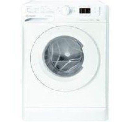 Indesit Lave-linge hublot MTWA71483WFR 7 kg Blanc