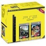 Sony Pack PStwo + PES 2008 + Formula 1 06