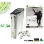 Microsoft Xbox 360 Premium 60Go + James Bond : Quantum of Solace