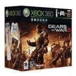 Microsoft Xbox 360 Premium 60Go + Gears of War 2