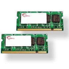 G.Skill So-Dimm PC5300 4Go DDR2 SA (2x2Go)