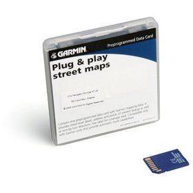 Garmin microSD City Navigator DACH/République Tchèque