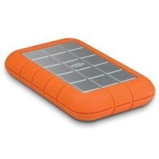 LaCie Rugged 500Go (USB & Firewire 800)