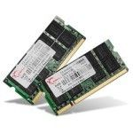 G.Skill So-Dimm SQ DDR3-1333 CL9 4Go (2x2Go)