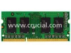 Crucial So-Dimm DDR3-1066 4Go (2x2Go)